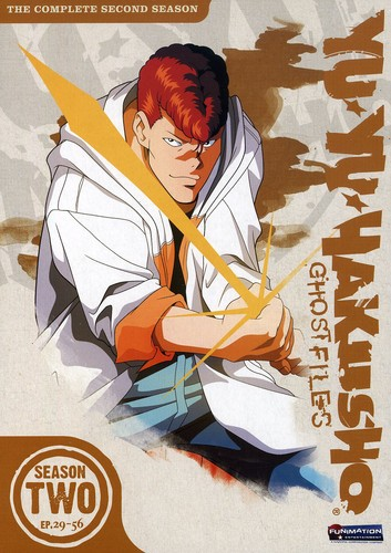 Yu Yu Hakusho: Season Two [Uncut][Japanimation]