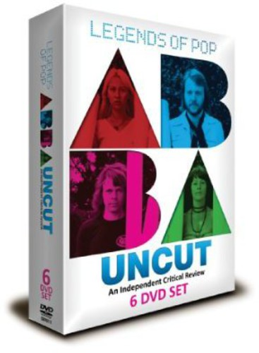 Legends of Pop ABBA Uncut An Independent Critical