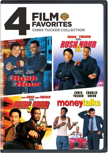 4 Film Favorites: Chris Tucker Collection [WS] [2 Discs]