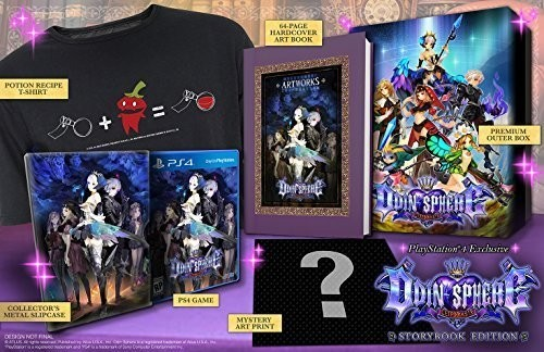 Odin Sphere: Leifthrasir - Storybook Edition for PlayStation 4