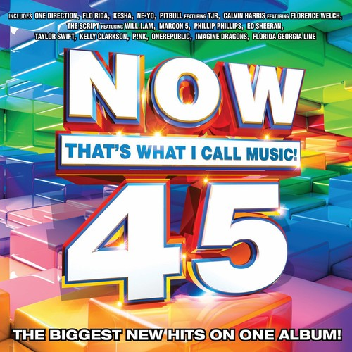 Now 45: That's What I Call Music /  Various