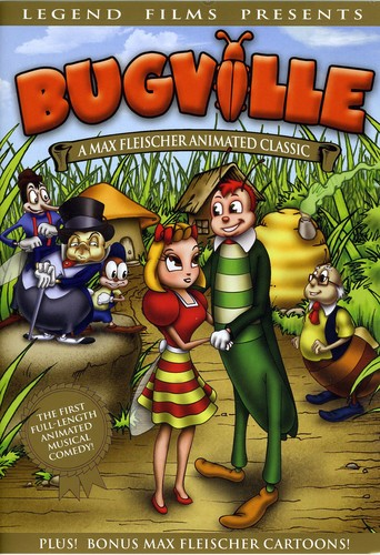 Bugville (aka Mr. Bug Goes to Town)