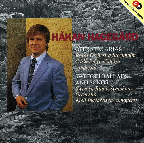 Operatic Arias & Swedish Ballads & Songs /  Various
