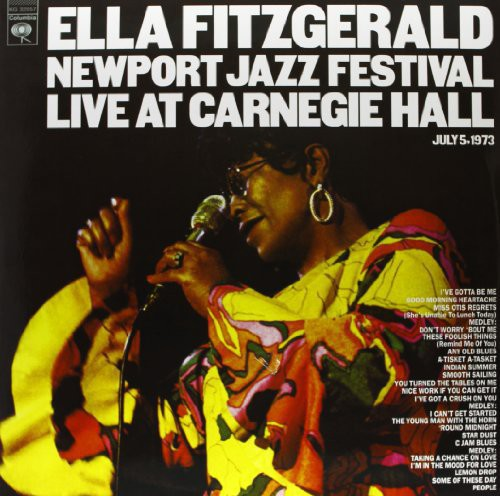 Newport Jazz Festival Live at Carnegie Hall