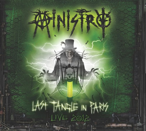 Last Tangle in Paris /  Live 2012 Defibrila Tour