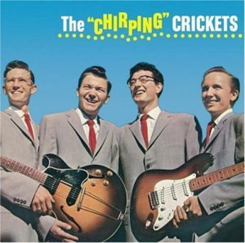 Chirping Crickets [Import]