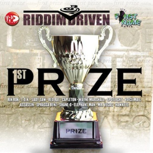 Riddim Driven 1st Prize /  Various [Import]