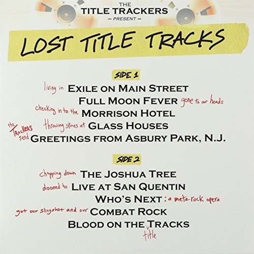 Lost Title Tracks