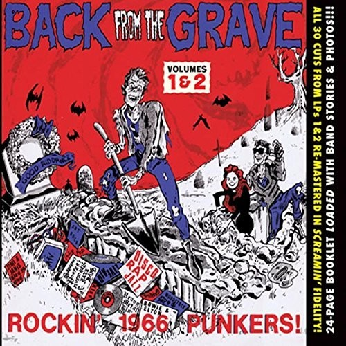 Back From The Grave 1 & 2 /  Various