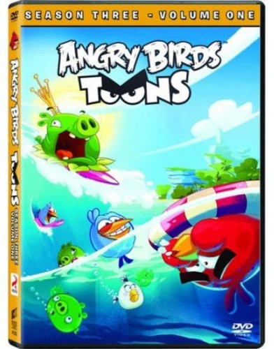 Angry Birds Toons Season 03, Vol. 1