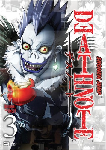 Death Note: Volume 3