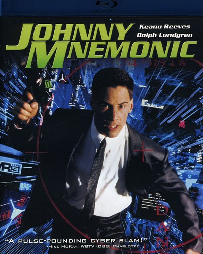 Johnny Mnemonic [Widescreen]