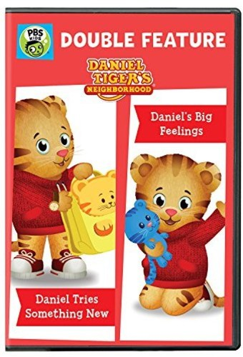 Daniel Tiger's Neighborhood: Daniel Tries Something New and Daniel'sBig Feelings