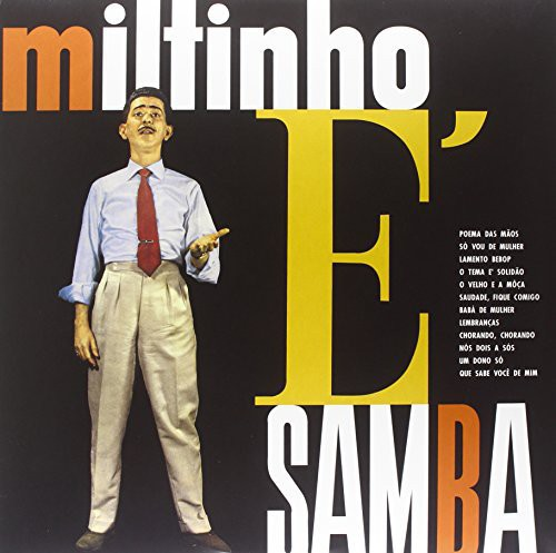 Miltinho E Samba [Import]
