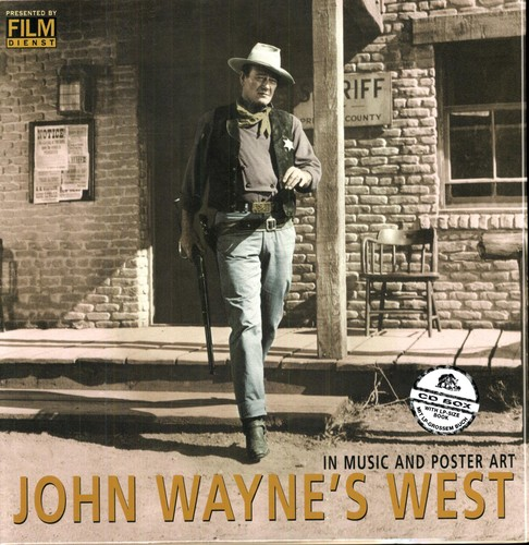John Wayne's West in Music & Poster Art /  Various