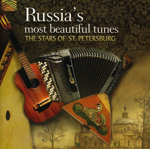 Russia's Most Beautiful Tunes