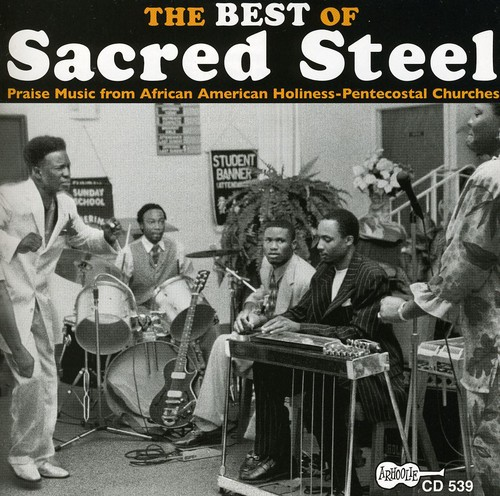The Best Of Sacred Steel