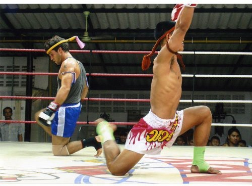 Human Weapon: Muay Thai