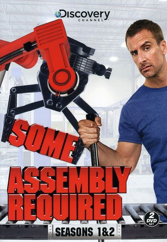 Some Assembly Required: Seasons 1 and 2 [Widescreen] [3 Discs]