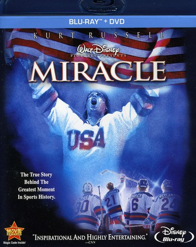 Miracle [2004] [Blu-ray/ DVD Combo]