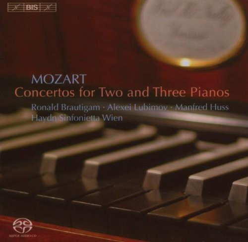 Concertos for Two & Three Pianos