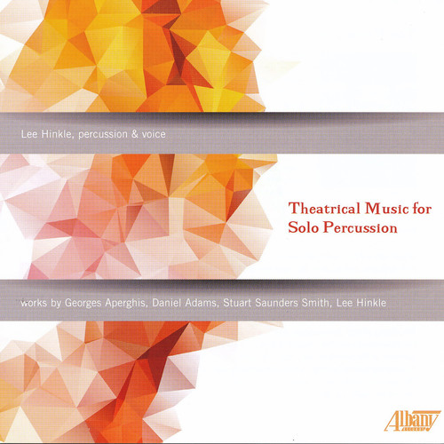 Theatrical Music for Solo Percussion