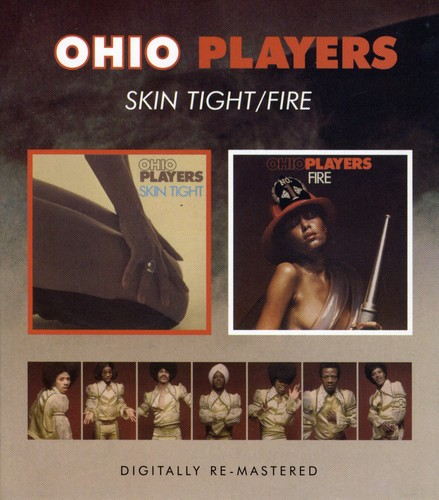 Skin Tight /  Fire [Import]
