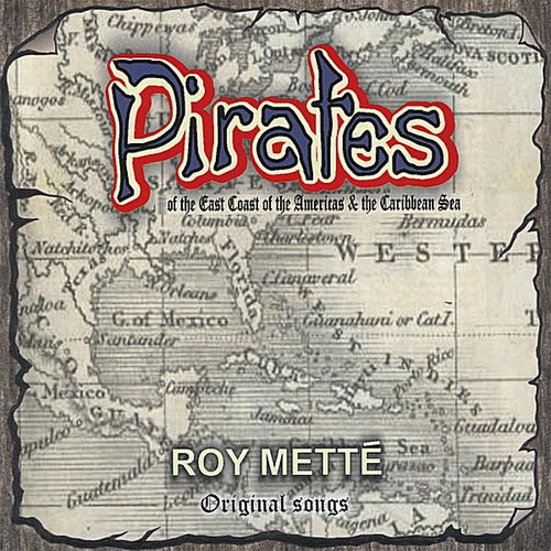 Pirates of the East Coast of the Americas & the Ca