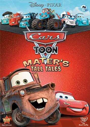 Cars Toon: Mater's Tall Tales [WS] [O-Sleeve]