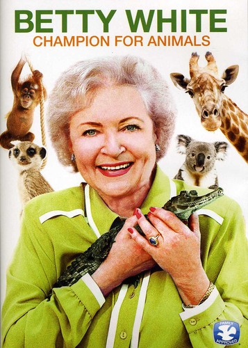 Betty White: Champion For Animals [WS]