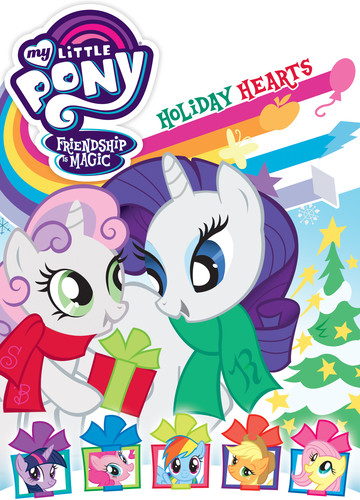 My Little Pony Friendship Is Magic: Holiday Hearts