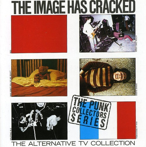 Image Has Cracked [Import]