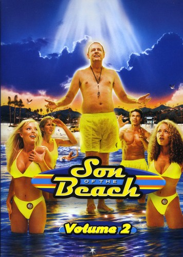 Son Of The Beach, Vol. 2 [Full Frame] [3 Discs] [SLim Packs] [Slipcase]
