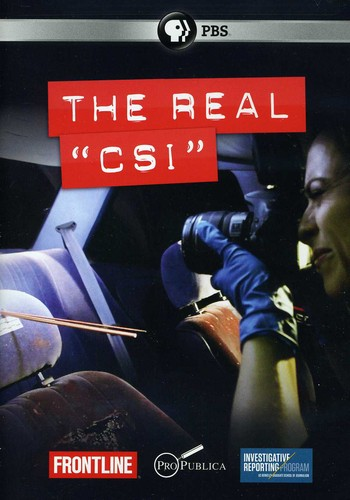 Frontline: The Real CSI