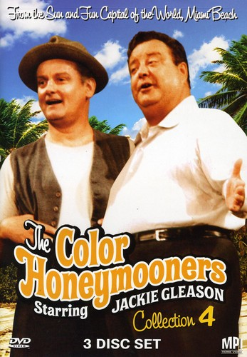 The Color Honeymooners: Collection 4