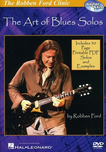 The Art Of Blues Solos