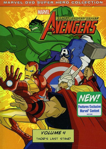 The Avengers: Earth's Mightiest Heroes!: Volume 4: Thor's Last Stand