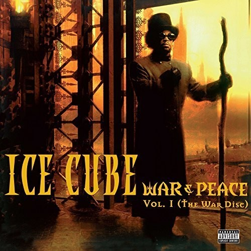 War & Peace, Vol. 1 (The War Disc) [Explicit Content]