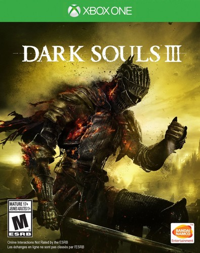Dark Souls III for Xbox One