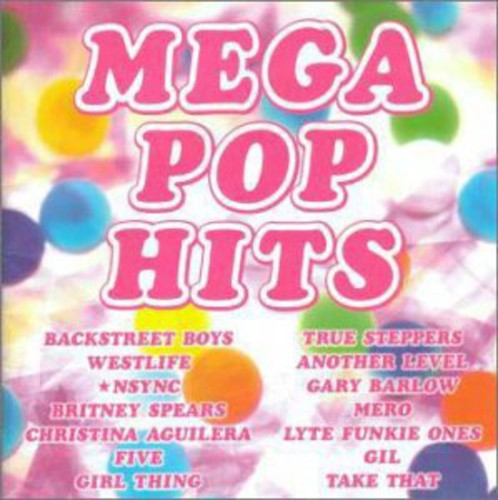 Mega Pop Hits /  Various [Import]
