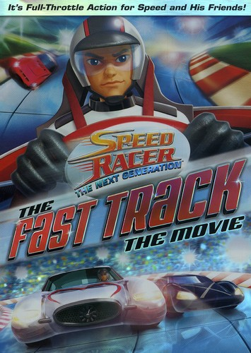 Speed Racer: The Next Generation - The Fast Track [Full Frame]