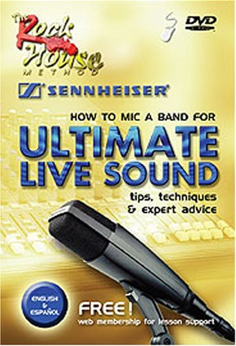 Rock House: How To Mic A Band For Ultimate Live Sound [Instructional]