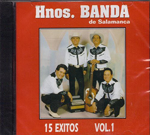 15 Exitos, Vol. 1