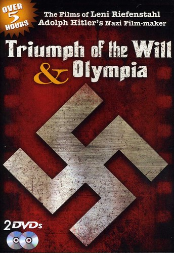 Triumph Of The Will/ Olympiad [2 Discs] [B&W] [Amaray Case]