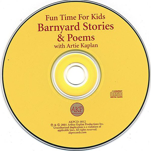 Barnyard Stories & Poems