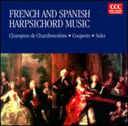 French & Spanish Harpsichord Music /  Various