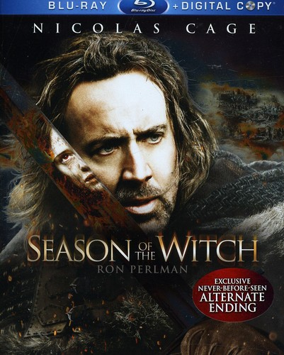 Season Of The Witch [2011] [Widescreen] [Digital Copy] [2 Discs]