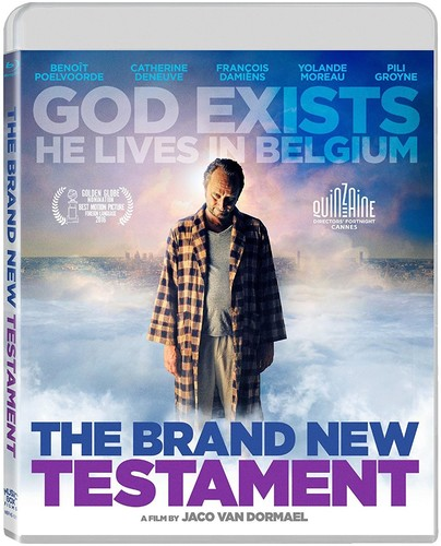 The Brand New Testament