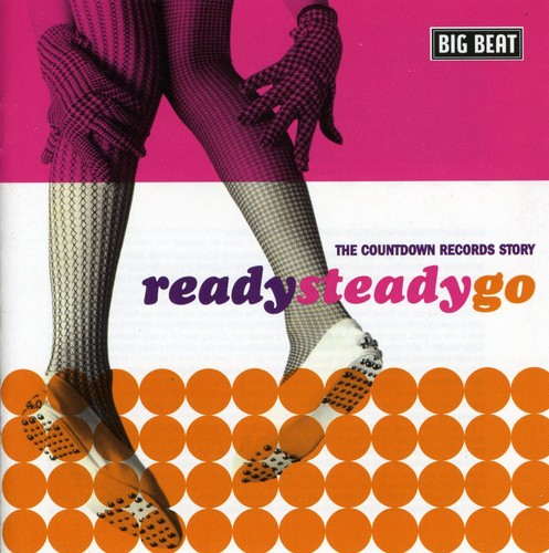 Ready Steady Go: Countdown Records Story /  Various [Import]