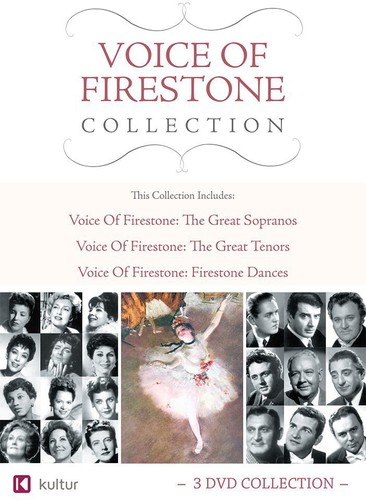 Voice of Firestone Collection: Great Sopranos
